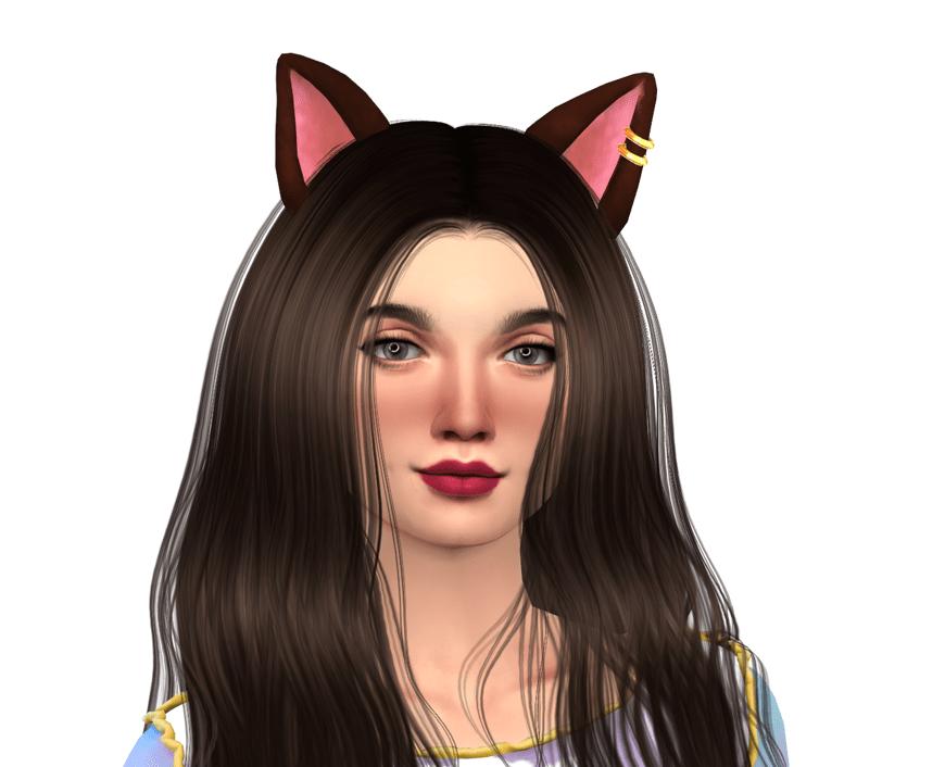 cat ears custom content