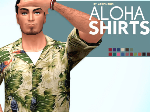 Hawaiian Shirts Custom Content